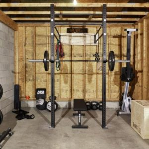 Bodyquest mere mortal garage gym package bodyquestbox